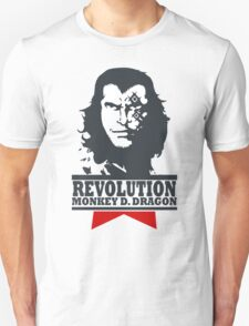 Monkey D. Dragon X Che 2.0 Unisex T-Shirt