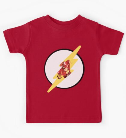 flashtest human Kids Tee