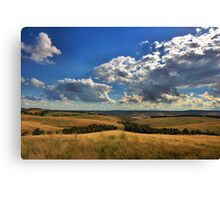 Donny Brook Hills - Victoria Canvas Print
