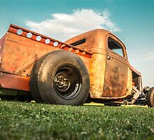 Rat Rod truck by High  Octane Image