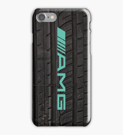 AMG tire pattern  iPhone Case/Skin