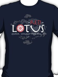 the red lotus T-Shirt