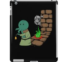 A Little Closer....  iPad Case/Skin