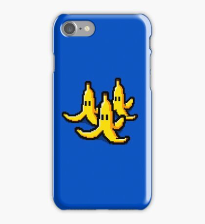 Pixel Banana Skin iPhone Case/Skin
