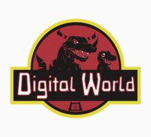 Digital World One Piece - Short Sleeve
