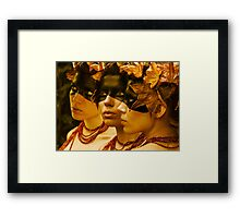 Horai: Autumn Framed Print