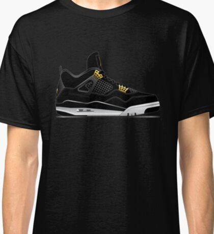 JORDAN 4'S ROYALTY T SHIRT Classic T-Shirt