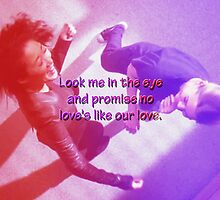 Mer and Cristina - Dancing it out by cristinaandmer