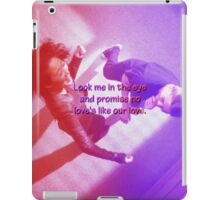 Mer and Cristina - Dancing it out iPad Case/Skin
