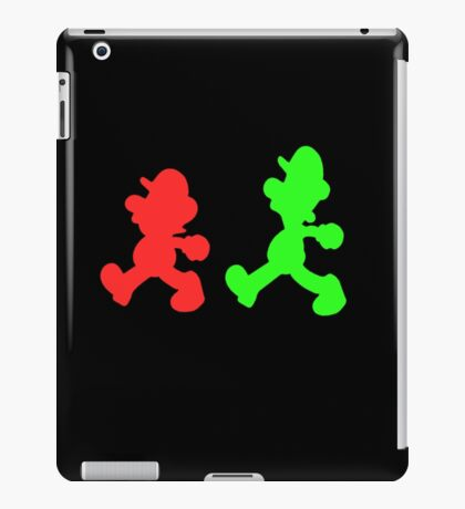 Brothers iPad Case/Skin