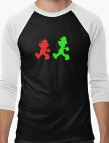 Brothers Men's Baseball ¾ T-Shirt