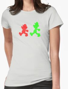 Brothers Womens Fitted T-Shirt