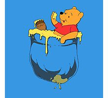 Pocket Pooh Photographic Print