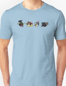 Pebble and the Penguin fluffs T-Shirt