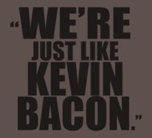 Kevin Bacon GOTG, BLACK Kids Clothes