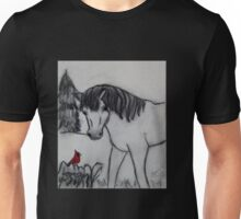 Pony and Cardinal Unisex T-Shirt