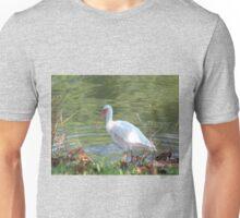 Wading Ibis Unisex T-Shirt