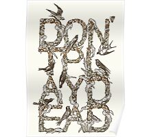 Don't Play Dead Poster