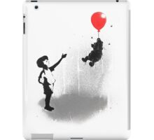 Little Black Rain Cloud iPad Case/Skin