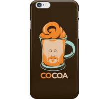 COCOA Hot COCO Conan Art iPhone Case/Skin