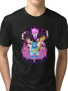 Lewis' Mansion Tri-blend T-Shirt