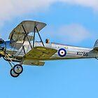 Hawker Tomtit K1786 G-AFTA by Colin Smedley