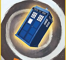 Dr Who  by Phoran