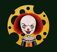 Pennywise Cheese by Aillen Joyce Abelita