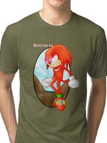 knuckles Tri-blend T-Shirt