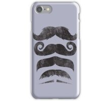 Stack-O-'Staches iPhone Case/Skin