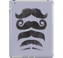Stack-O-'Staches iPad Case/Skin
