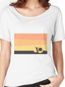 Pink Floyd Live At Pompeii Women's Relaxed Fit T-Shirt