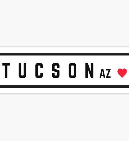 Tucson Arizona #2 Sticker