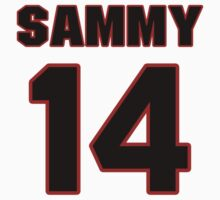 NFL Player Sammy Watkins fourteen 14 by imsport
