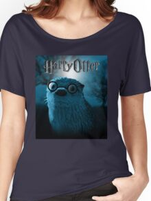 Harry Otter Women's Relaxed Fit T-Shirt