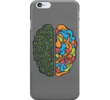 Technological Brain iPhone Case/Skin