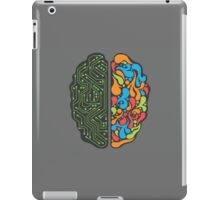 Technological Brain iPad Case/Skin