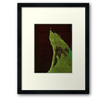 WDV - 165 - Mountain Bow Framed Print