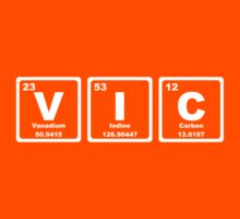 VIC - Periodic Table Kids Clothes