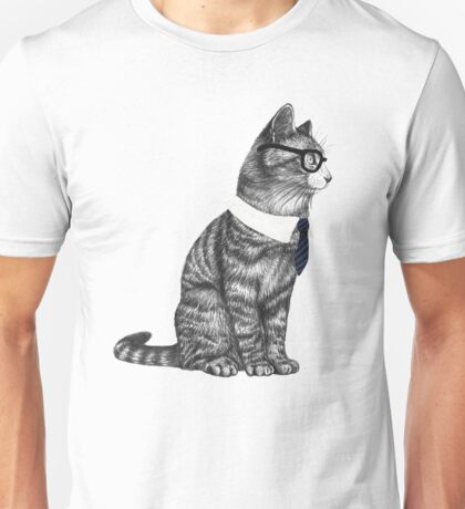Workwear Kitty Cat Unisex T-Shirt