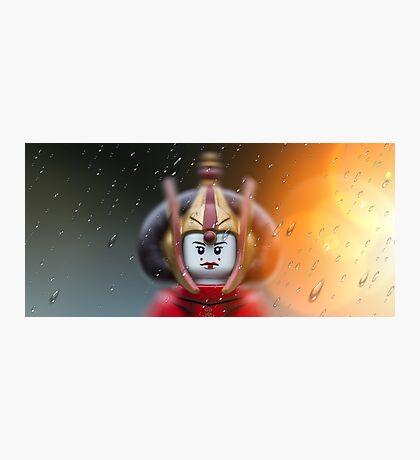 Lego Queen Padmé Amidala Photographic Print