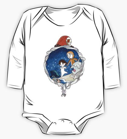 Ben & Saoirse One Piece - Long Sleeve