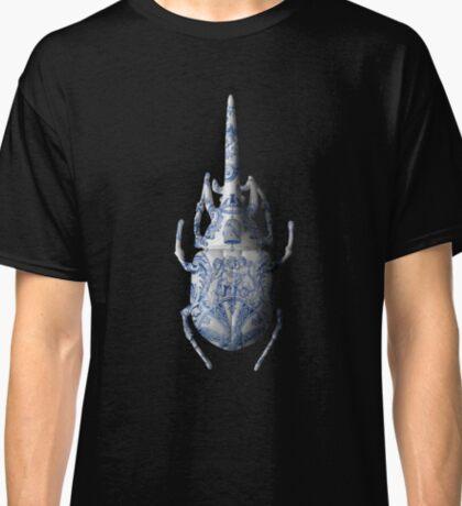 Delft Blue Beetle Bug Classic T-Shirt