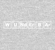 Wunderbar - Periodic Table Kids Clothes