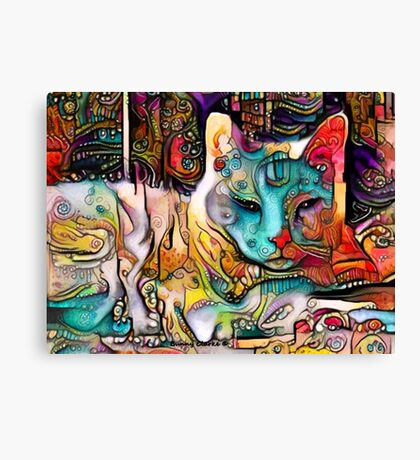 Sweet Muse Canvas Print
