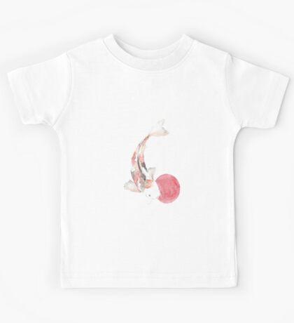Koi fish Kids Tee