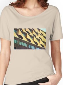 Geometric Boston Women's Relaxed Fit T-Shirt