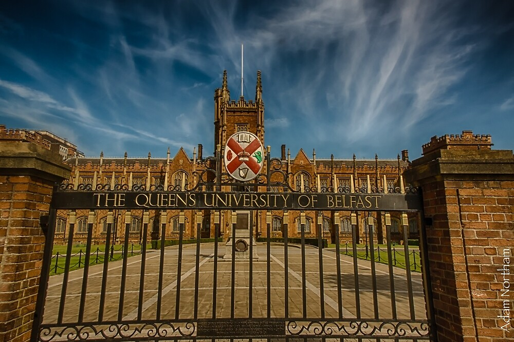 The Queen's University by anorth7