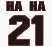 NFL Player Ha Ha Clinton-Dix twentyone 21 by imsport