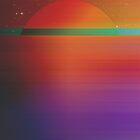 Astral Horizon 2 by dcosmos